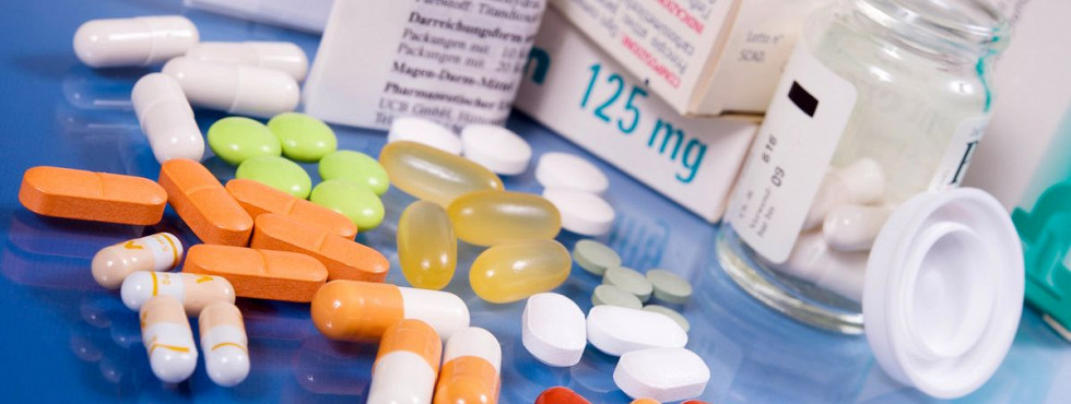 Farmaceutici di marca, in confezione italiana